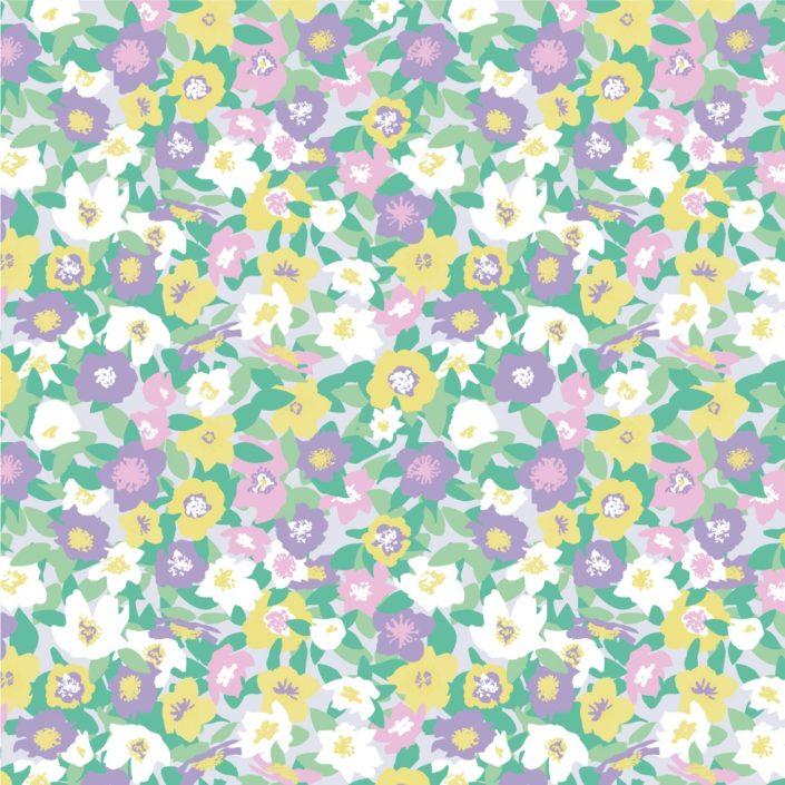 allover spring blütenmeer